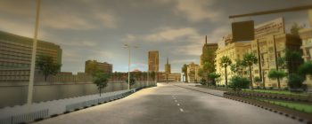 Tahrir 3D Work Around Demo Game